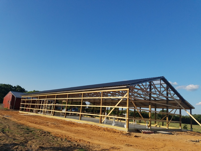 Bar J Ranch progress 1